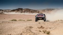 Team Total Peugeot - Silk Way Rally 2016