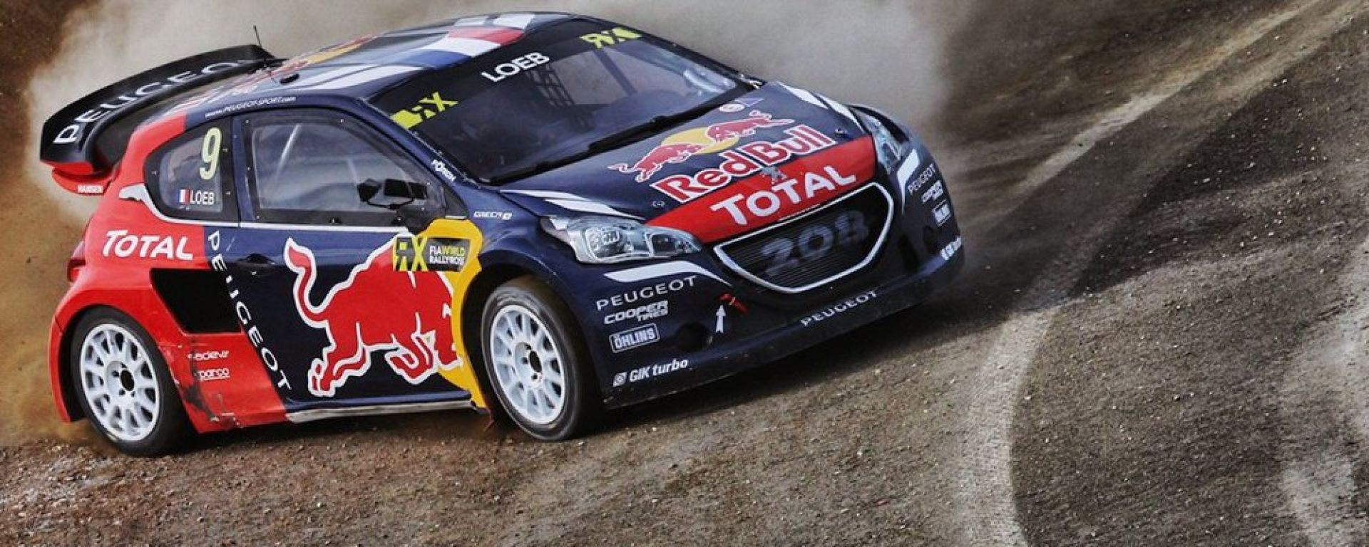 Team Total Peugeot - WRX GP Loheac