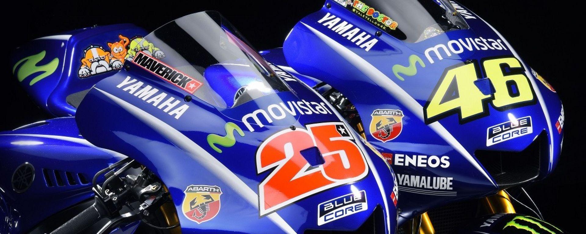 Team Yamaha Movistar, Yamaha M1