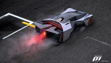 TeamFordzillaP1 presentata a Gamescom 2020