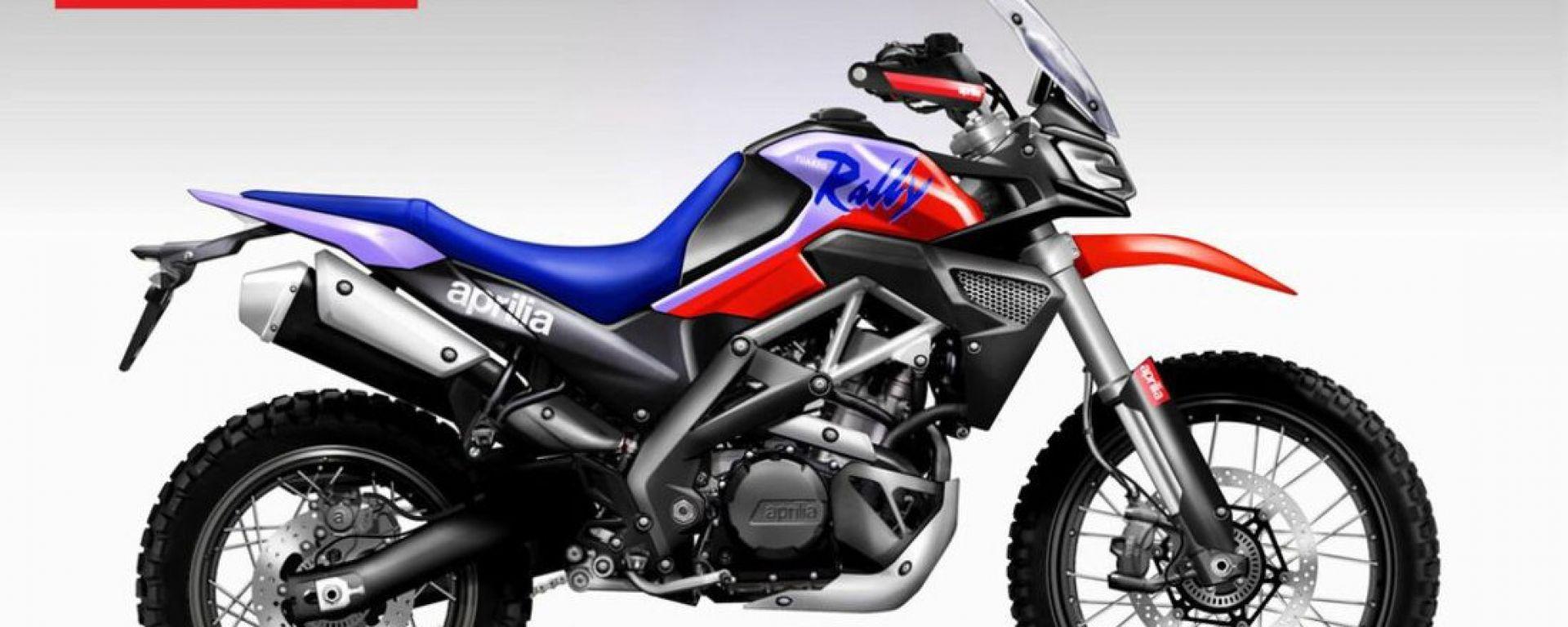 Aprilia, Honda, BMW, Ducati... le moto da sogno di Oberdan Bezzi