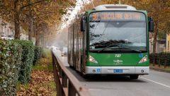 Tech Bus, a Milano il primo autobus connesso
