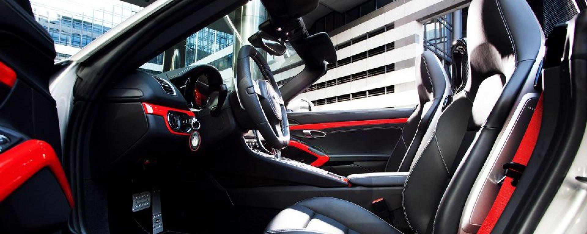 Techart Porsche Boxster 2013