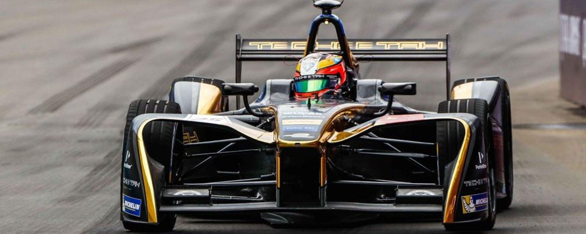 Techeetah Racing - Renault