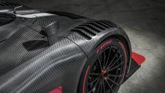 Techrules Ren RS: dettaglio degli specchi retrovisori