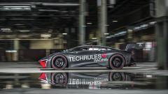 Techrules Ren RS è la versione da pista di una concept vista nel 2017
