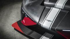 Techrules Ren RS: lo splitter anteriore è enorme