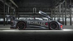 Techrules Ren RS: niente portiere, lei si scoperchia