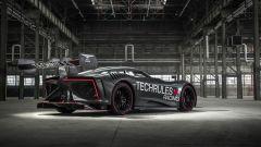 Techrules Ren RS: vista 3/4 posteriore