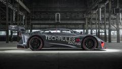 Techrules Ren RS: vista laterale