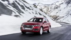 Tecnologia mild hybrid per Audi Q5 TFSI e quattro