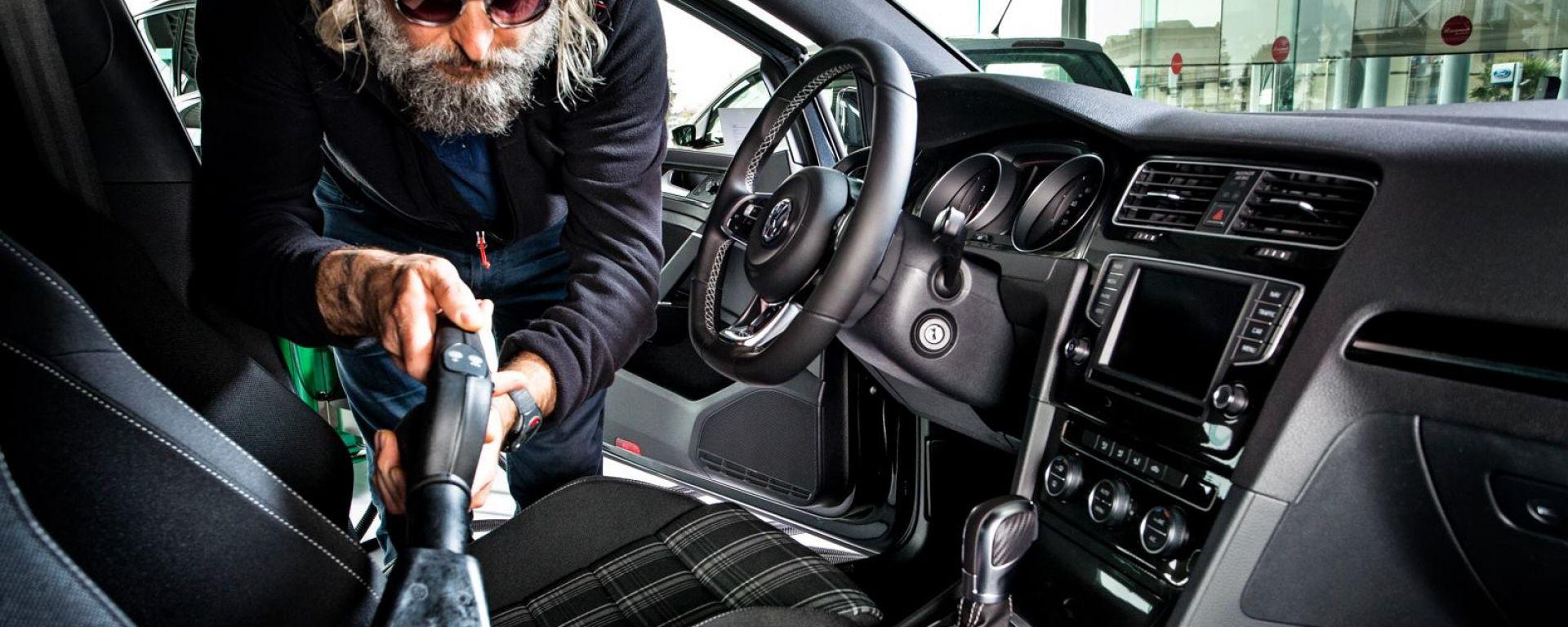 Tenere pulita l'auto ai tempi del coronavirus