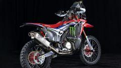 Termignoni firma gli scarichi delle Honda per il Dakar Rally - Immagine: 3