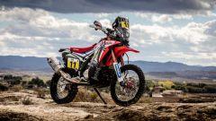 Termignoni firma gli scarichi delle Honda per il Dakar Rally - Immagine: 1