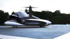 Terrafugia TF-X dovrebbe decollare come un elicottero