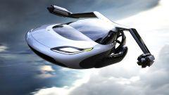 Terrafugia TF-X: dovrebbe volare come un aereo
