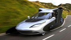 Terrafugia TF-X: l'auto volante