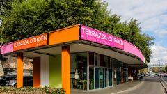 Terrazza Citroen: il ristorante visto dall' esterno