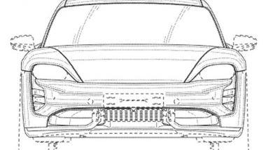 Terza variante Porsche Taycan: a metà fra la berlina e la Cross Turismo