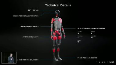 Tesla AI Day: Tesla Bot, il primo robot umanoide della casa di Palo Alto