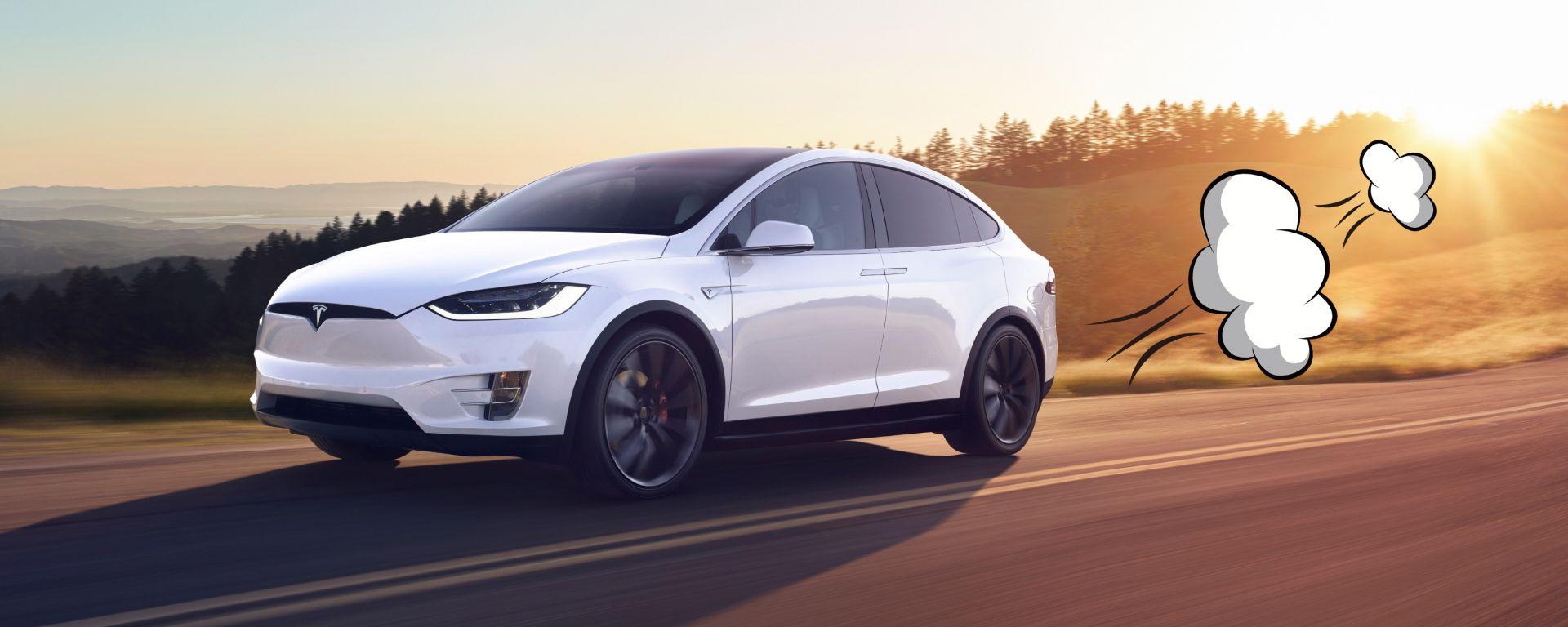 Tesla, arriva la modalità Boombox