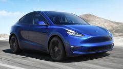Tesla Autopilot: la Model Y è stata usata come