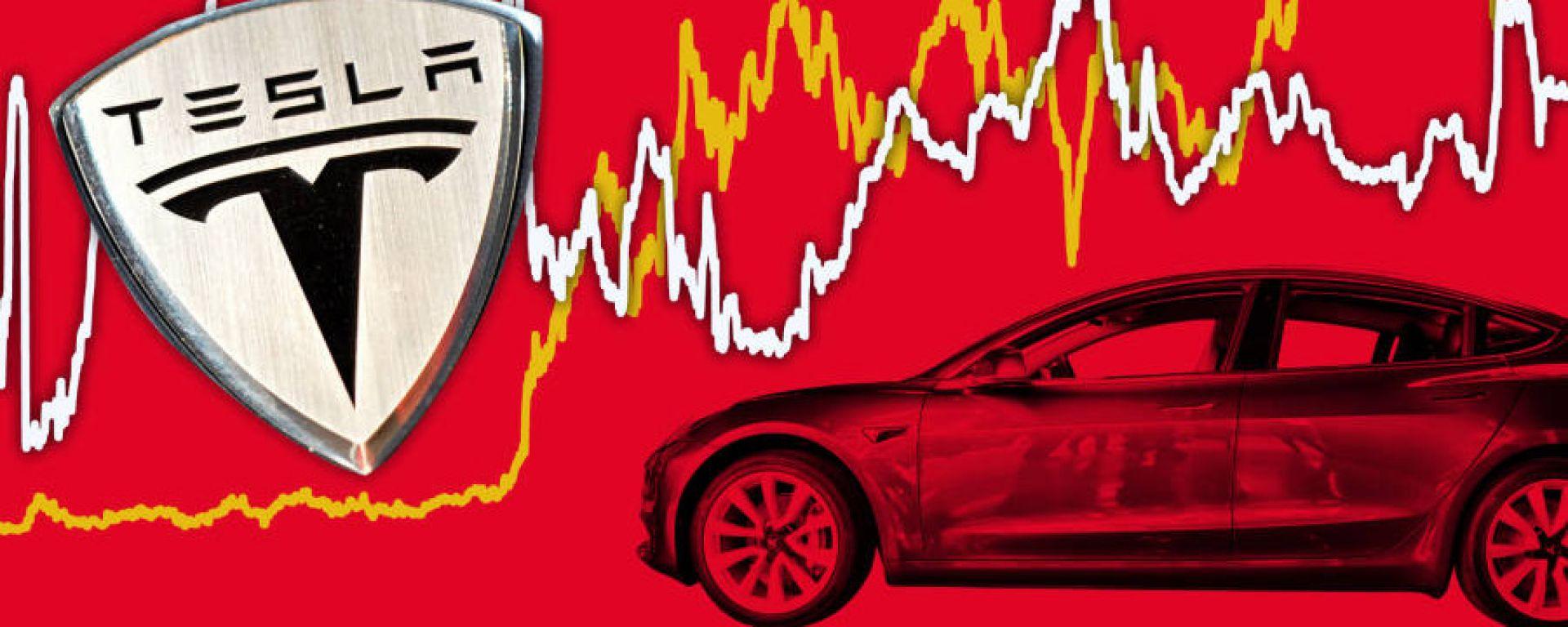 Tesla crolla a Wall Street: le ragioni dietro al tonfo