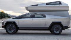 Tesla Cybertruck camper concept scheda tecnica, foto