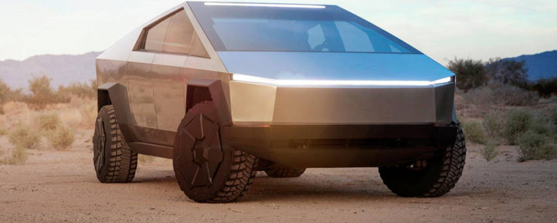 Tesla Cybertruck 2021: per ora niente omologazione europea