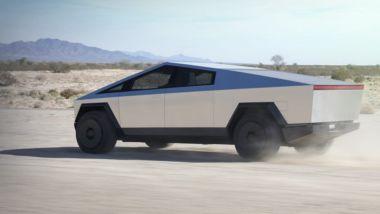 Tesla Cybertruck: i clienti dovranno aspettare almeno fino al 2022