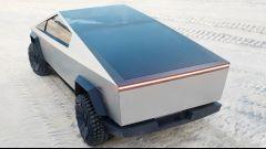 Tesla Cybertruck: il design originale del pickup a zero emissioni
