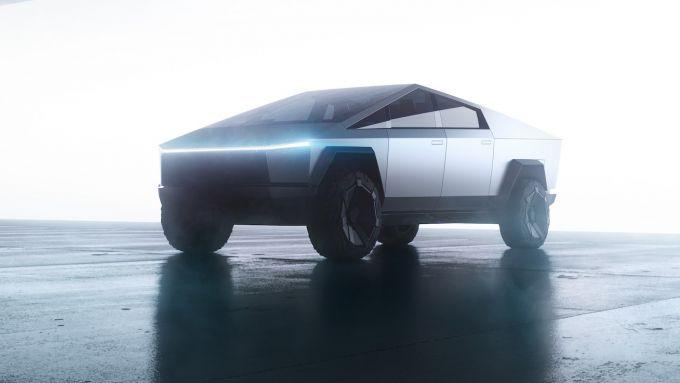 Tesla Cybertruck: il pickup delle esagerazioni