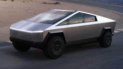 Tesla Cybertruck: il pickup elettrico di Elon Musk