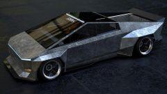 Tesla Cybertruck Widebody by Jon Sibal