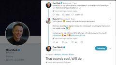 Tesla drive-in?