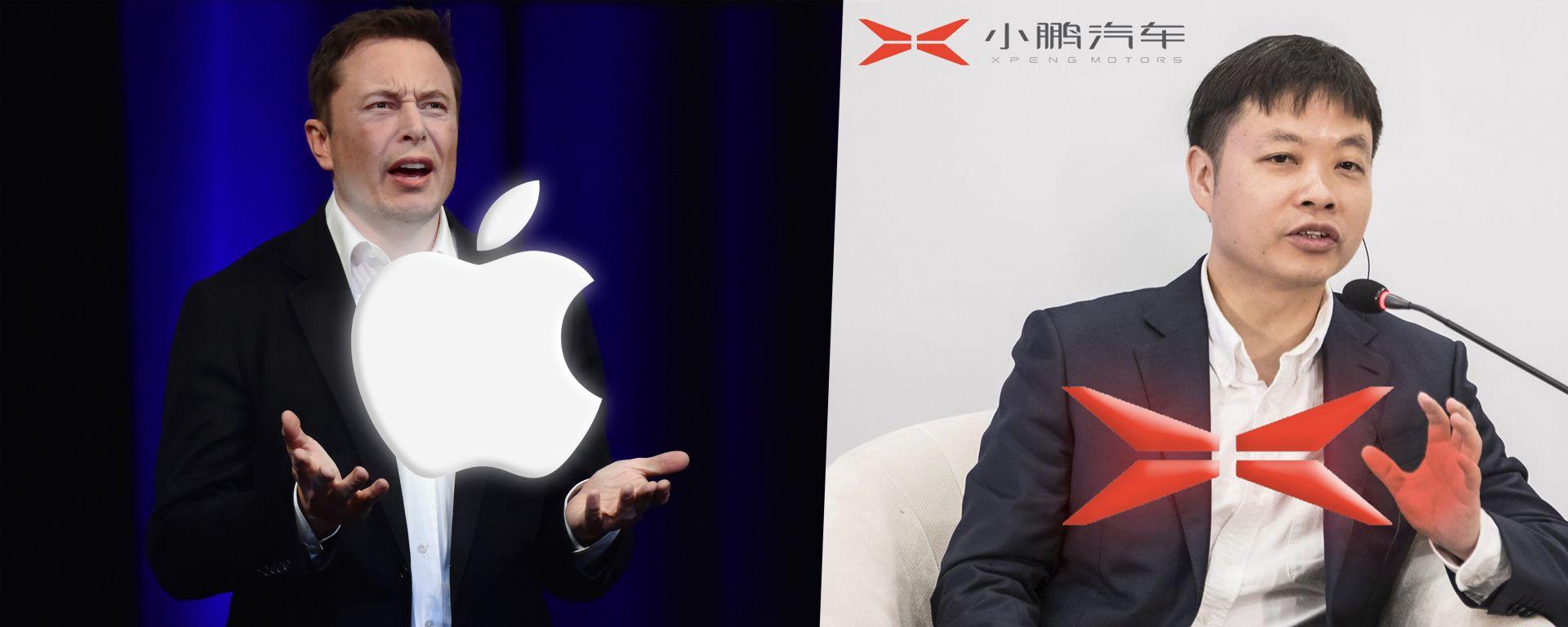 Tesla ed Apple uniti contro Xpeng: i dettagli della spy-story