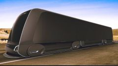 Tesla: Elon Musk prepara un autotreno elettrico da trasporto pesante