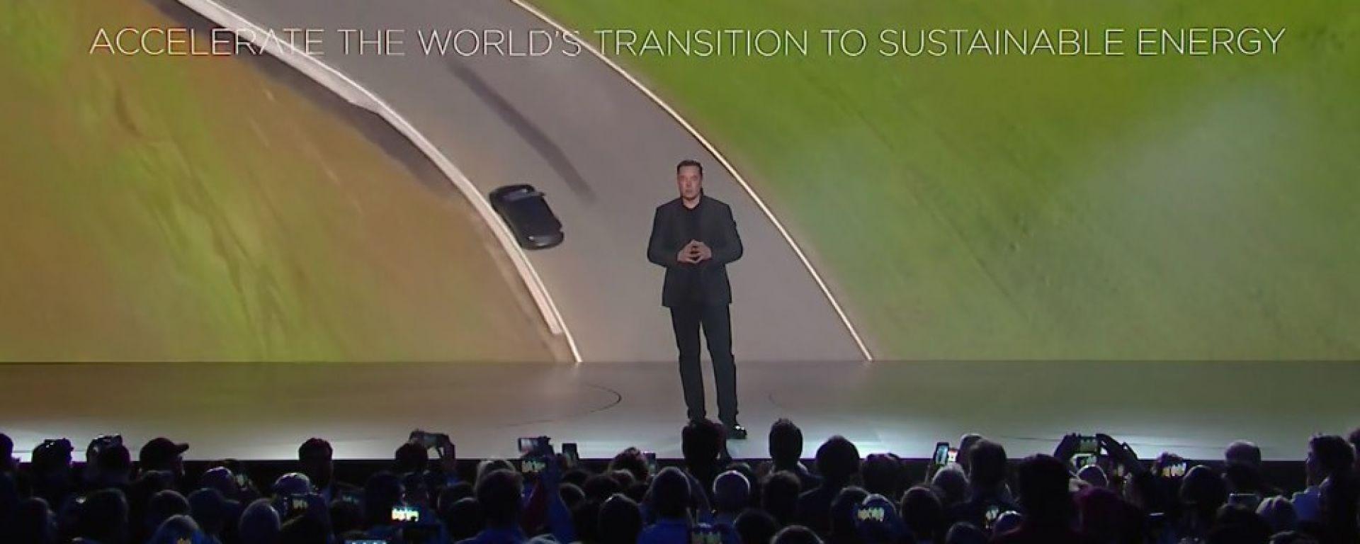Tesla: Elon Musk svela il nuovo Master Plan