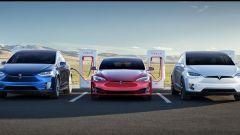 Tesla e la grana consegne, esplode il caso dei maxi parcheggi - Immagine: 6