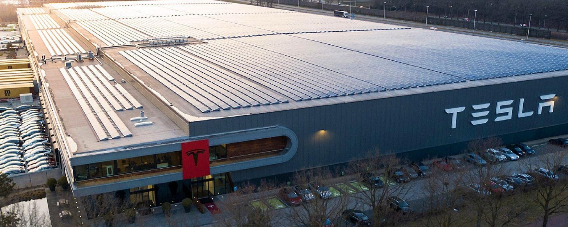Tesla Gigafactory a Berlino: arrivano i finanziamenti dal governo tedesco