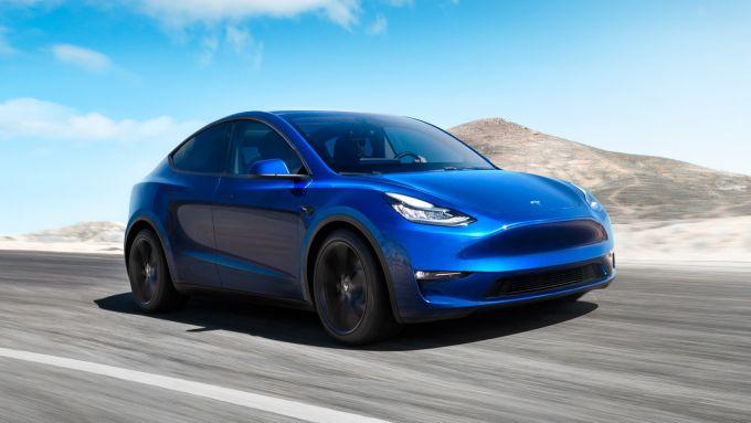 Tesla Gigafactory a Berlino: la Model Y