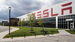 Tesla, il quartier generale