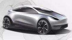 Tesla, in cantiere una compatta a 25.000 dollari