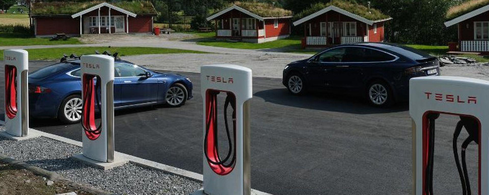 Tesla, in Norvegia è grana aggiornamento software difettoso