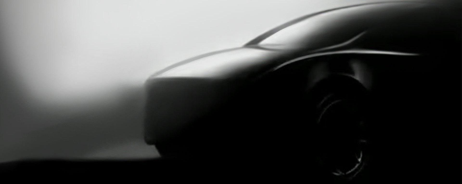Tesla Model Y, un nuovo teaser