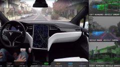 Tesla Model 3/Model Y, nuovo sistema Tesla Vision: come funziona