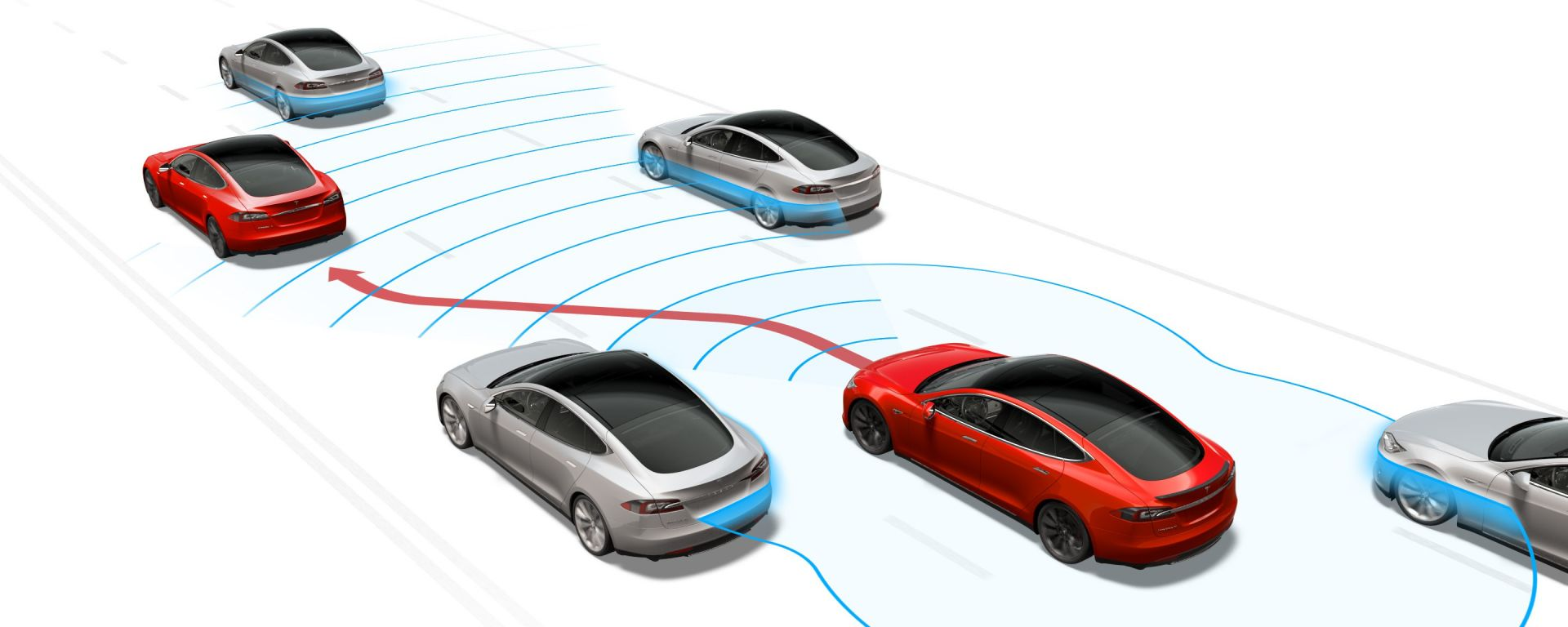 Tesla lascia Mobileye, fornitore del pilota automatico