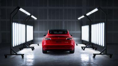Tesla, l'assistenza si fa anche in loco con il Mobile Service