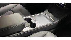 Tesla Model 3 2021: la nuova consolle centrale