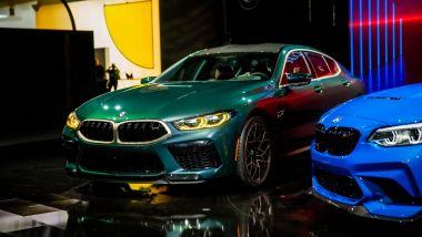 Tesla Model 3: alcuni modelli del listino BMW